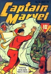 Captain Marvel Adventures #11