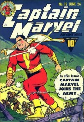 Captain Marvel Adventures #12