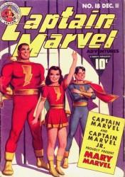 Captain Marvel Adventures #18