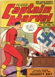 Captain Marvel Adventures #21