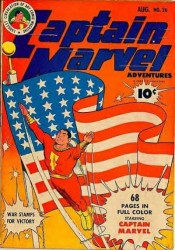 Captain Marvel Adventures #26