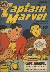 Captain Marvel Adventures #29