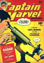 Captain Marvel Adventures #35