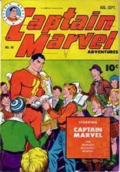 Captain Marvel Adventures #48