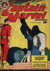 Captain Marvel Adventures #80
