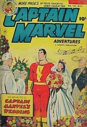 Captain Marvel Adventures #150