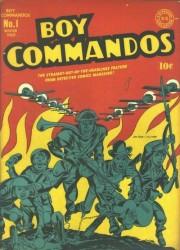 Boy Commandos #1