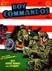 Boy Commandos #3