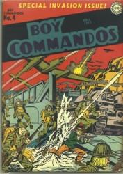 Boy Commandos #4