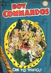 Boy Commandos #8
