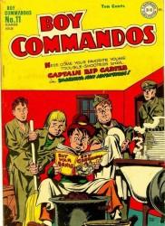 Boy Commandos #11