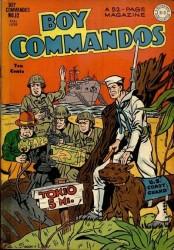 Boy Commandos #12