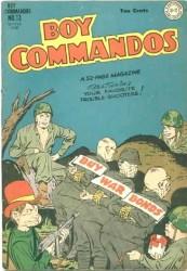 Boy Commandos #13