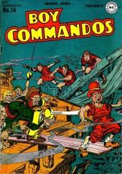 Boy Commandos #14