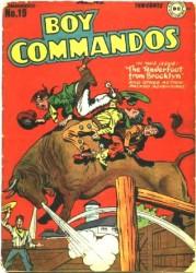 Boy Commandos #19