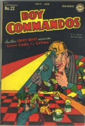 Boy Commandos #22