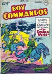 Boy Commandos #23