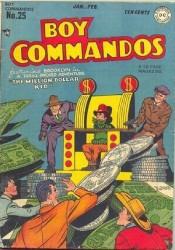 Boy Commandos #25