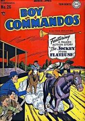 Boy Commandos #26