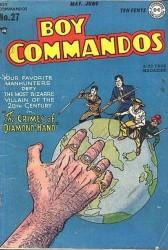 Boy Commandos #27