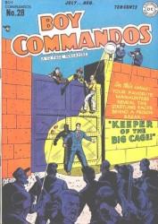 Boy Commandos #28