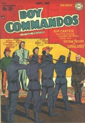 Boy Commandos #29