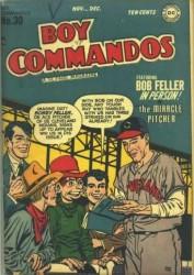 Boy Commandos #30