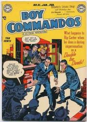 Boy Commandos #31