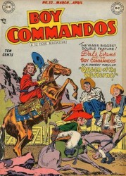 Boy Commandos #32