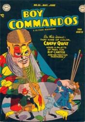 Boy Commandos #33