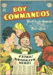 Boy Commandos #35