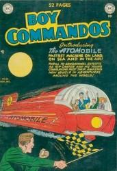 Boy Commandos #36