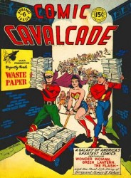 Comic Cavalcade #6