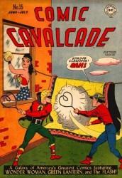 Comic Cavalcade #15