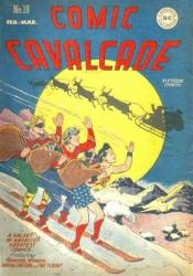 Comic Cavalcade #19