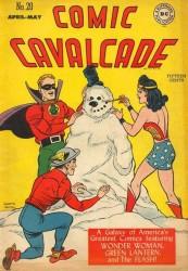 Comic Cavalcade #20