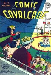 Comic Cavalcade #22