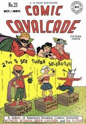 Comic Cavalcade #23