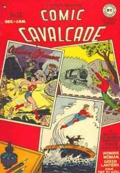 Comic Cavalcade #24