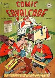 Comic Cavalcade #25