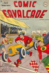 Comic Cavalcade #26