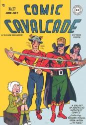 Comic Cavalcade #27