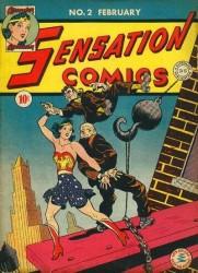 Sensation Comics #2
