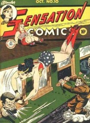Sensation Comics #10