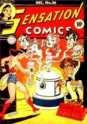 Sensation Comics #36