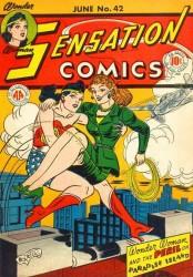 Sensation Comics #42