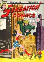 Sensation Comics #44