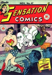 Sensation Comics #47