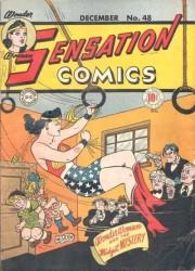 Sensation Comics #48
