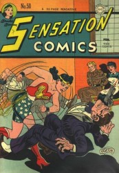 Sensation Comics #50